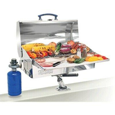 new cabo adventurer marine series gas grill