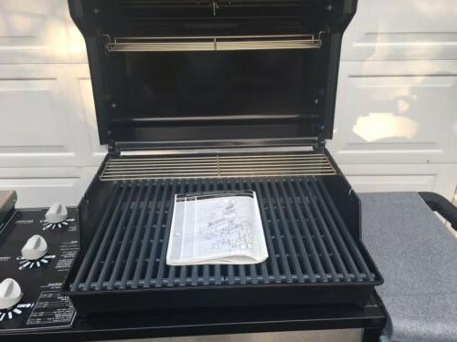Gas Grill Condition.