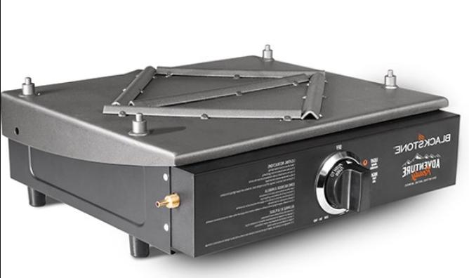 Outdoor Flat Propane Kitchen Portable Gas Grill