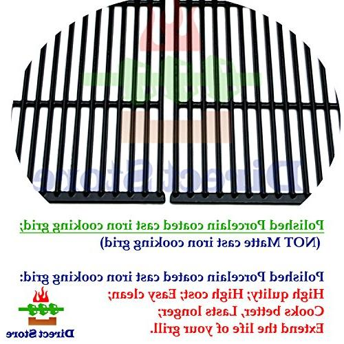 Direct store Porcelain grid Replacement Brinkmann, King Gas Grill
