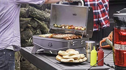 Pit Stop Tabletop Grill