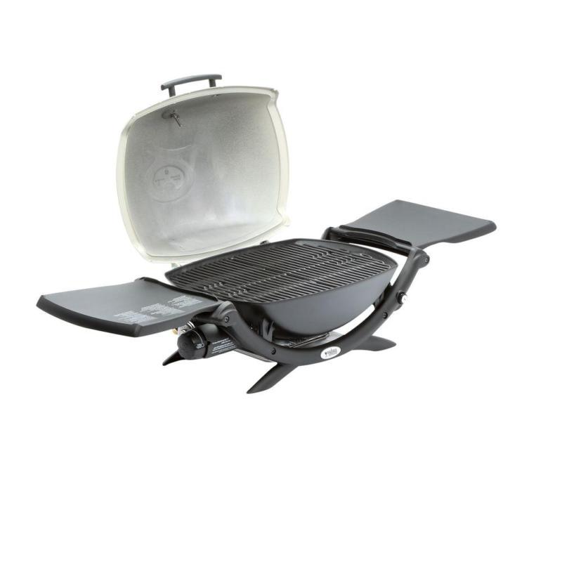 Weber Portable Propane Gas Grill Tabletop Q