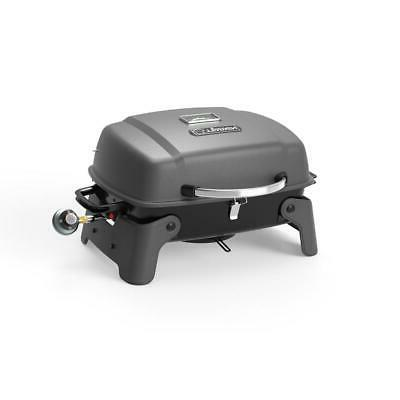 Nexgrill 1-Burner Portable Propane Gas Table Top Grill in Bl