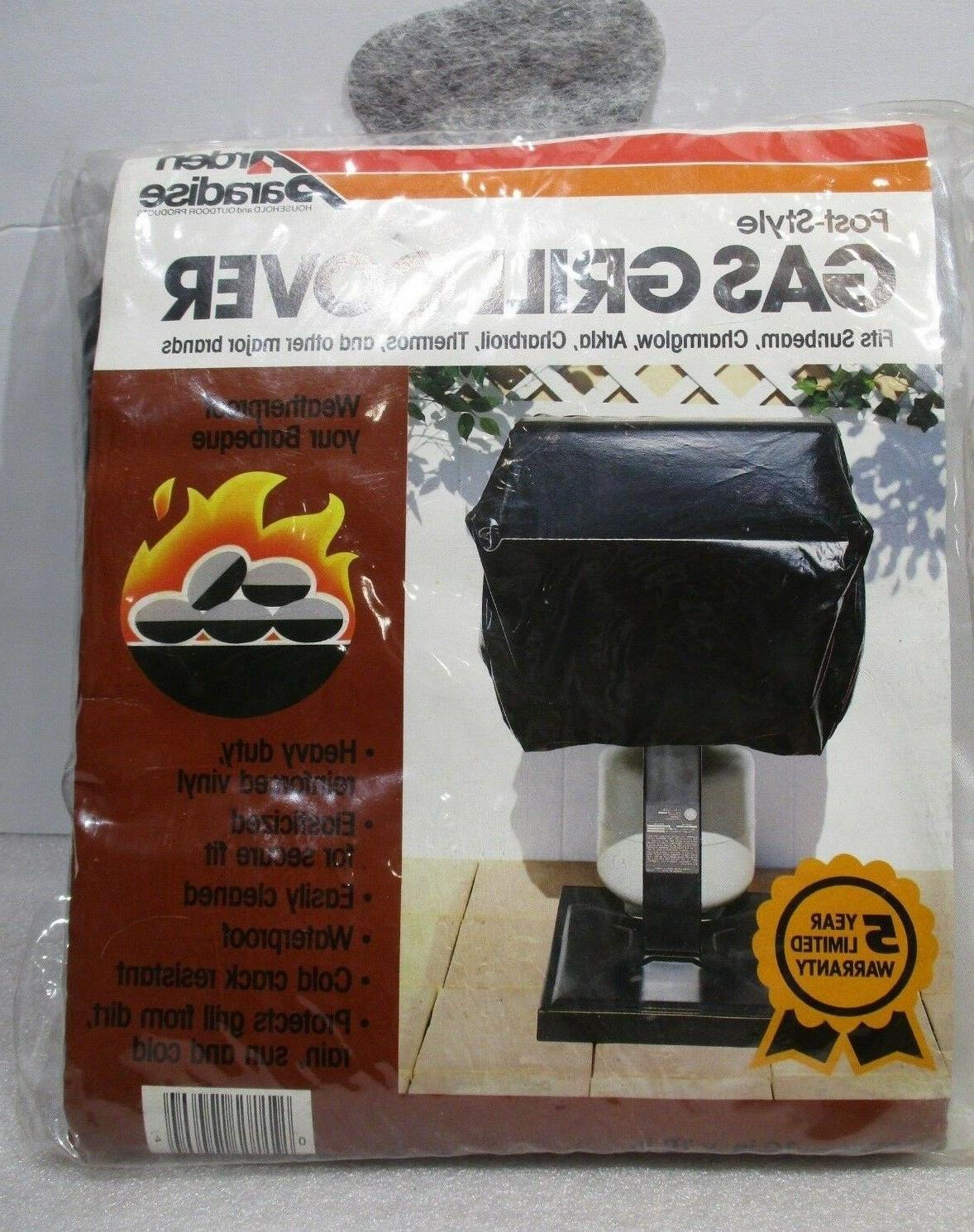 post style gas grill cover barbecue 28