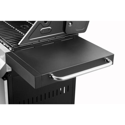 Grill Steel with Burner