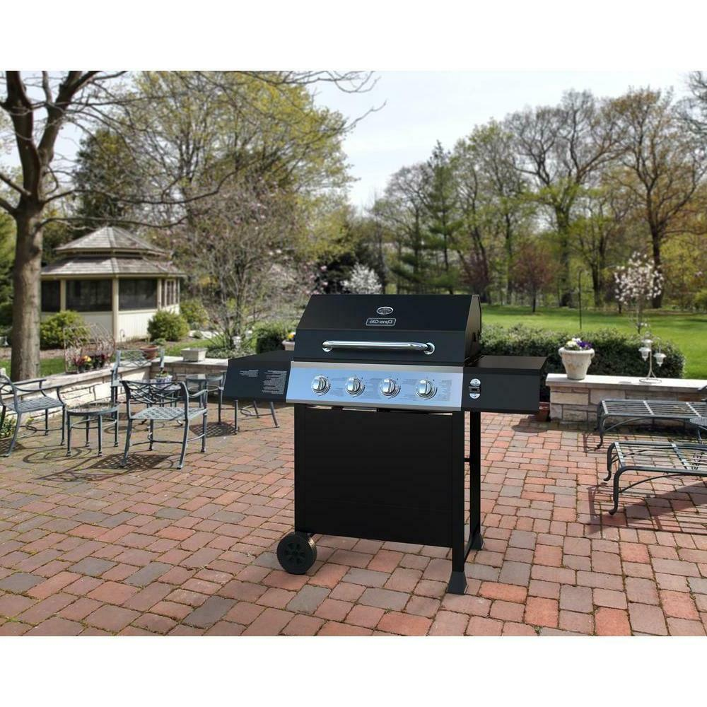 Propane Stainless Steel Front BBQ Burner Dyna