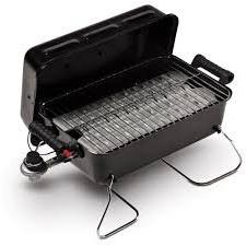 "Char-Broil 48"" Push Button Ignition Gas Grill - cooking - El"