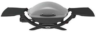 Weber Q 2000 Grill - ft. Cooking Area 1 Elements Off