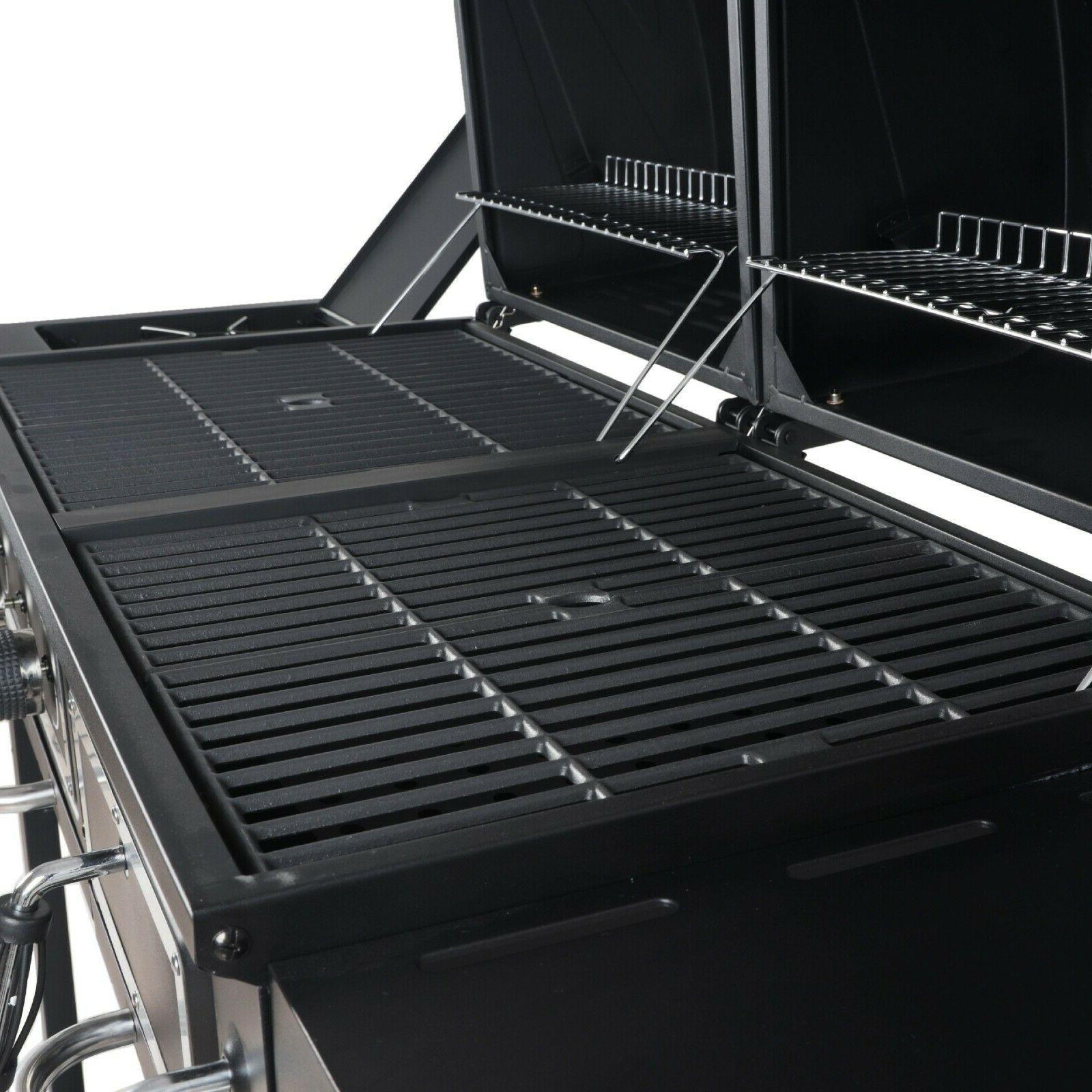 RevoAce Charcoal and Gas Stainless USA