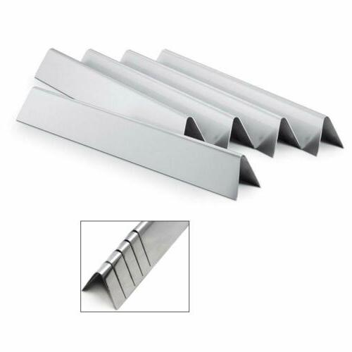 set 5 stainless steel bars flavorizer 22