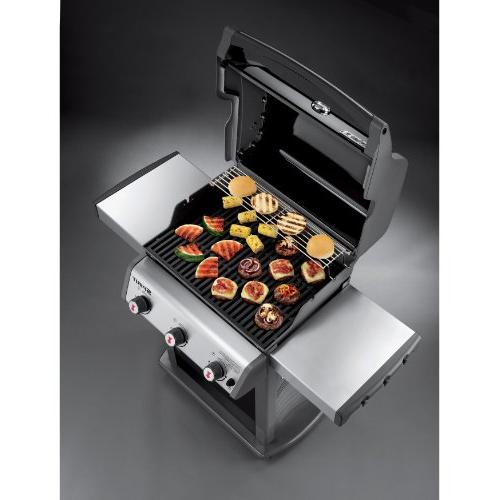 Weber Spirit LP Gas