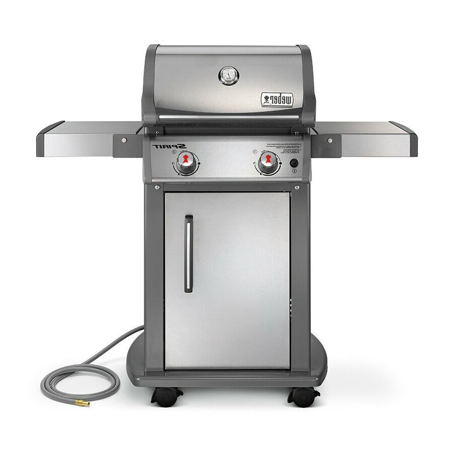 Weber Steel Natural Gas Grill