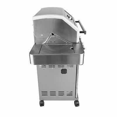Monument Grills 4-Burner Propane Gas Grill +