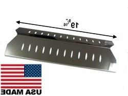 Stainless Steel Heat Plate Replacement for Select Broil-Mate
