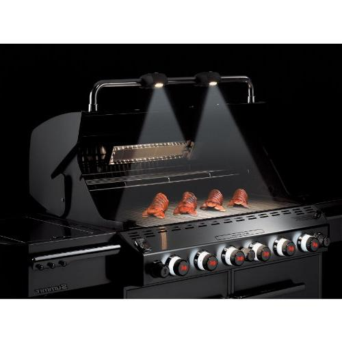 "Weber Summit Natural Gas Grill S-670 57.1"" X 30"" 60000 769 In."