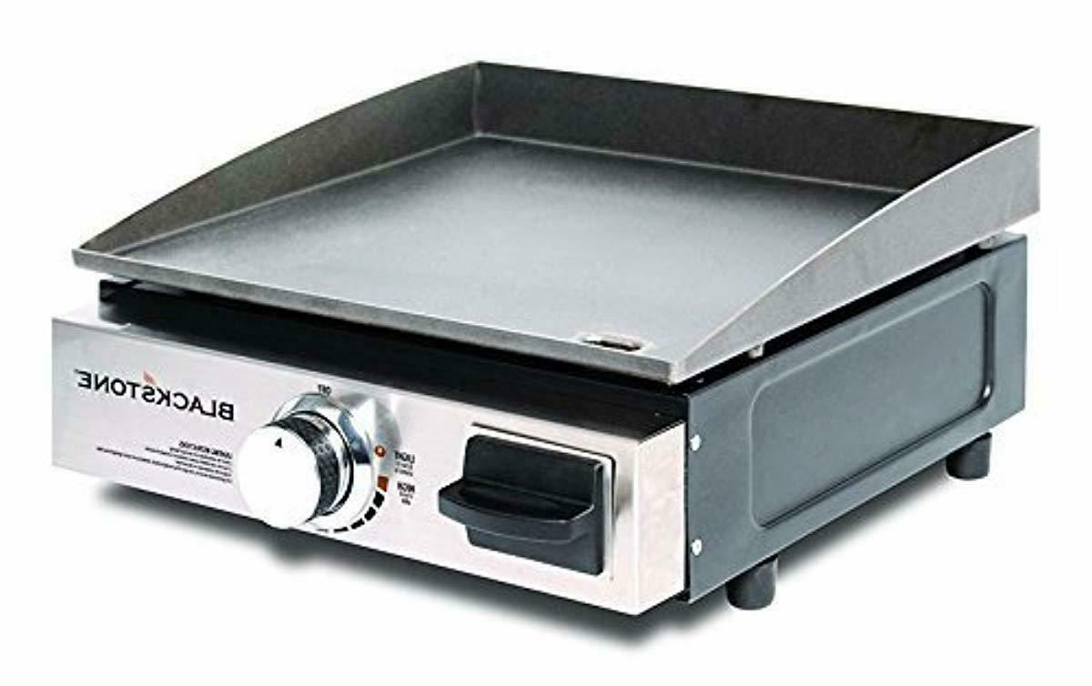 table top grill 17 inch portable gas