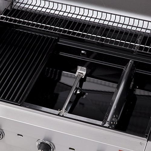 Char-Broil Performance 3-Burner Cabinet Gas Grill