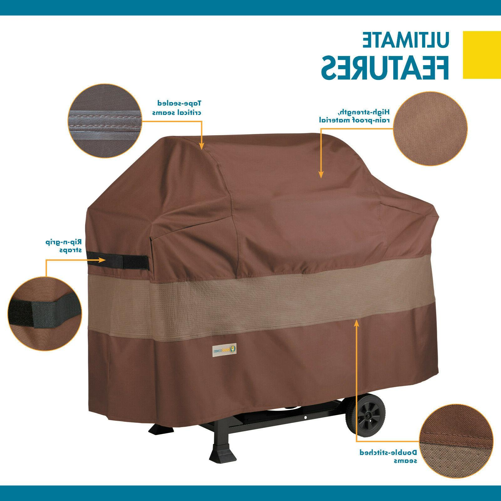 Duck Covers Ultimate Barbecue Grill Cover,