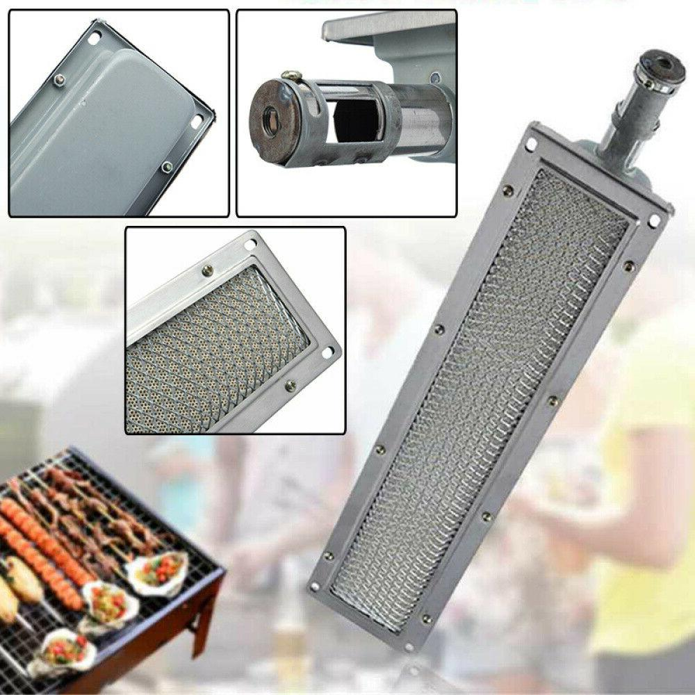 Universal Ceramic Burner GAS Grill Infrared Steel Heater BBQ