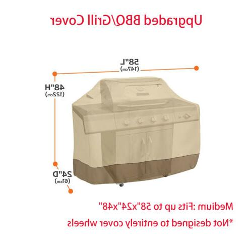 """Barbecue Cover Protection 58""""64"""" 70"""" 72"""""""
