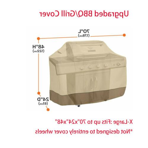 Barbecue Gas Cover Waterproof