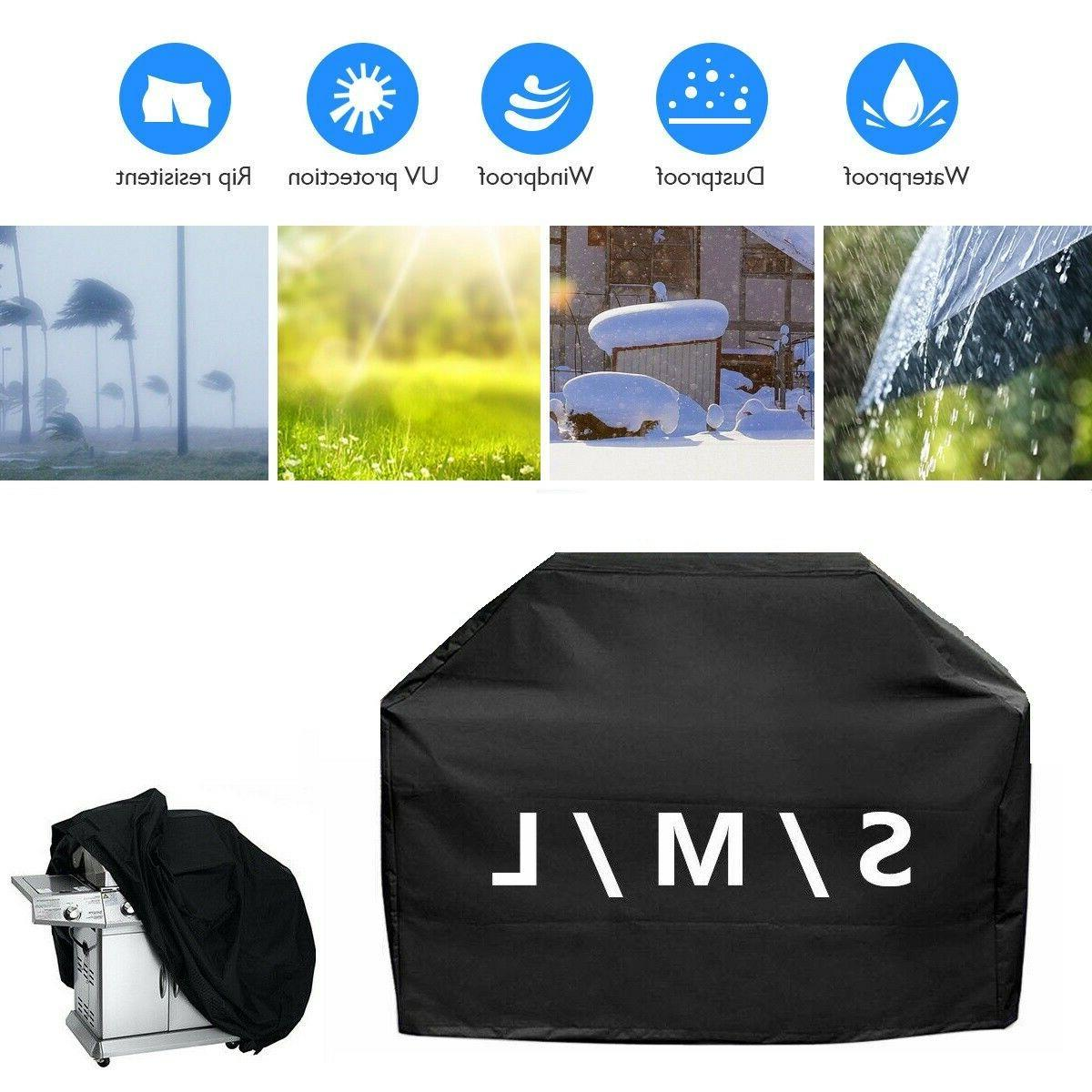 waterproof protection bbq grill cover gas barbecue