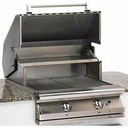 """Pgs Legacy Newport Gourmet 30"""" Nat Gas Grill w/ Infrared Rea"""