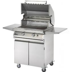 Pgs Legacy Newport Gourmet 30 Inch Natural Gas Grill With In
