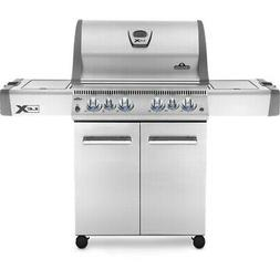 Napoleon LEX485rsibpss1 Propane Gas Grill - Stainless Steel