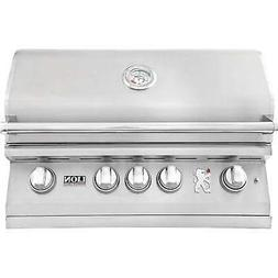 Lion L75000 32-Inch Stainless Steel Built-In Propane Gas Gri