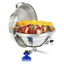 """Magma Marine Kettle 3 Gas Grill - Party Size - 17"""" - A10-217"""