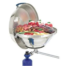 "MAGMA MARINE KETTLE GAS GRILL PARTY SIZE 17"" W/ HI"