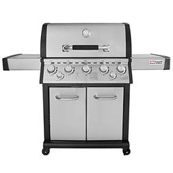 Royal Gourmet MG5001-R 5-Burner Propane Gas Grill with Infra