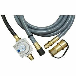 KitchenAid Natural Gas Hose and Regulator for Gas Grill Conv