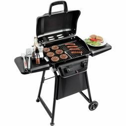 *NEW* Char-Broil Classic Black 2-Burner Liquid Propane Gas G