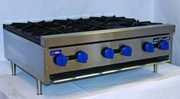 New Blue Flame Natural Gas Countertop Hot Plate BFHP Grill 2