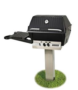 P3 Grill Package 6 with Stainless In-Ground Post