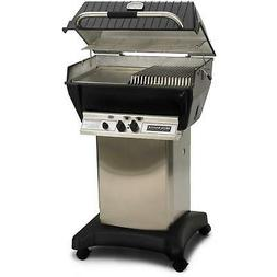 Broilmaster P3-SX Super Premium Propane Gas Grill On Stainle