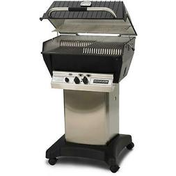 Broilmaster P3-XFN Premium Natural Gas Grill On Stainless St