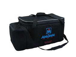 "Magma Padded Grill Storage/Carry Case, Fits 9""X18"" Rectangul"