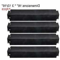 Porcelain Steel Heat Plates 4pk BBQ Gas Grill Parts for Char