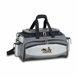 Portable Gas Grill and Cooler Combo NCAA Army Black Knights