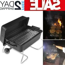 Portable Gas Grill BBQ Small Tabletop Indoor Oudoor Propane