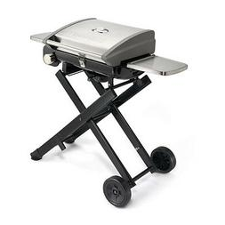 Cuisinart Portable Outdoor LP Gas Grill All Foods Roll-Away