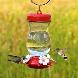 Perky-Pet 132TF 24-Ounce Glass Top Fill Hummingbird Feeder