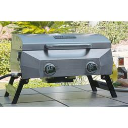 Nexgrill Portable Stainless Steel Gas Grill