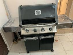 NAPOLEON Prestige 500 Natural Gas Grill in Black