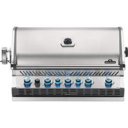 Napoleon Prestige Pro 665 Built-in Propane Gas Grill with In