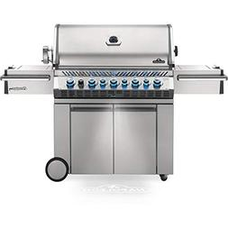 Napoleon Prestige Pro 665 Natural Gas Grill with Infrared Re