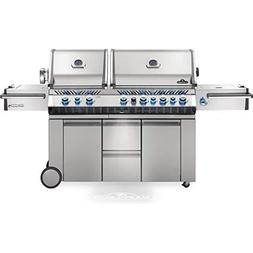 Napoleon Prestige Pro 825 Propane Gas Grill with Infrared Re